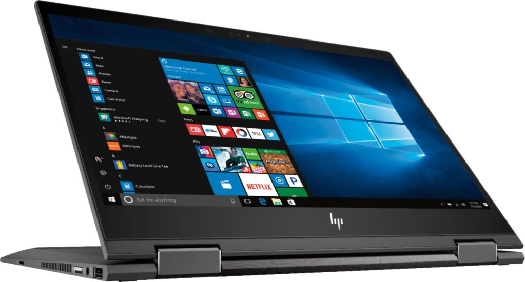 JUST IN TIME FOR BACK TO SCHOOL: HP Envy x360 Laptop