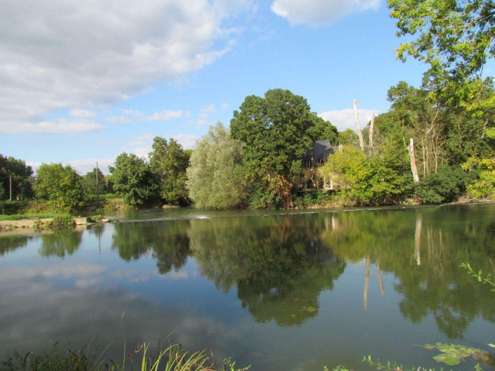 The Loir not the Loire