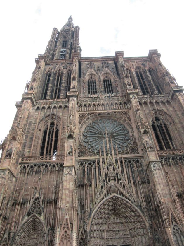 Cathedral at Strasbourg