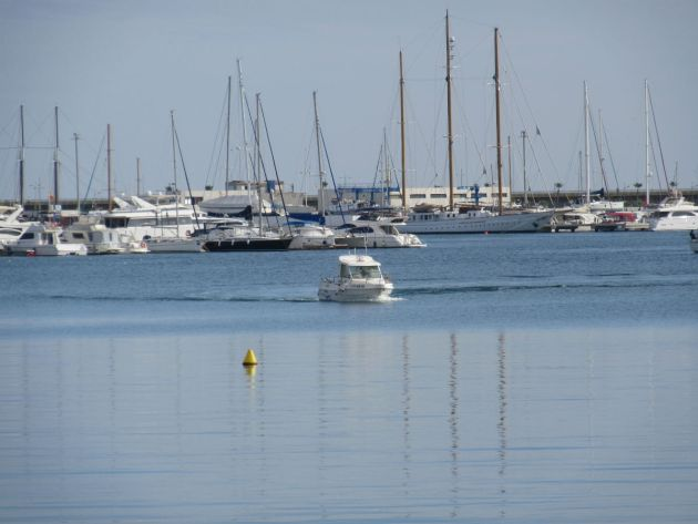 Marina at Torrevieja