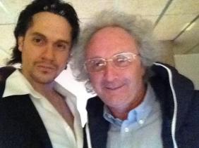 Punset y Marc Anthony