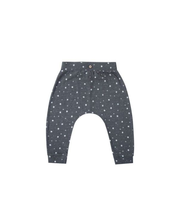 Rylee and Cru  Slouch Pant Stardust (midnight)