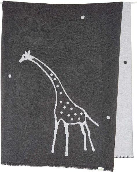 Toshi Organic cotton blanket (giraffe)