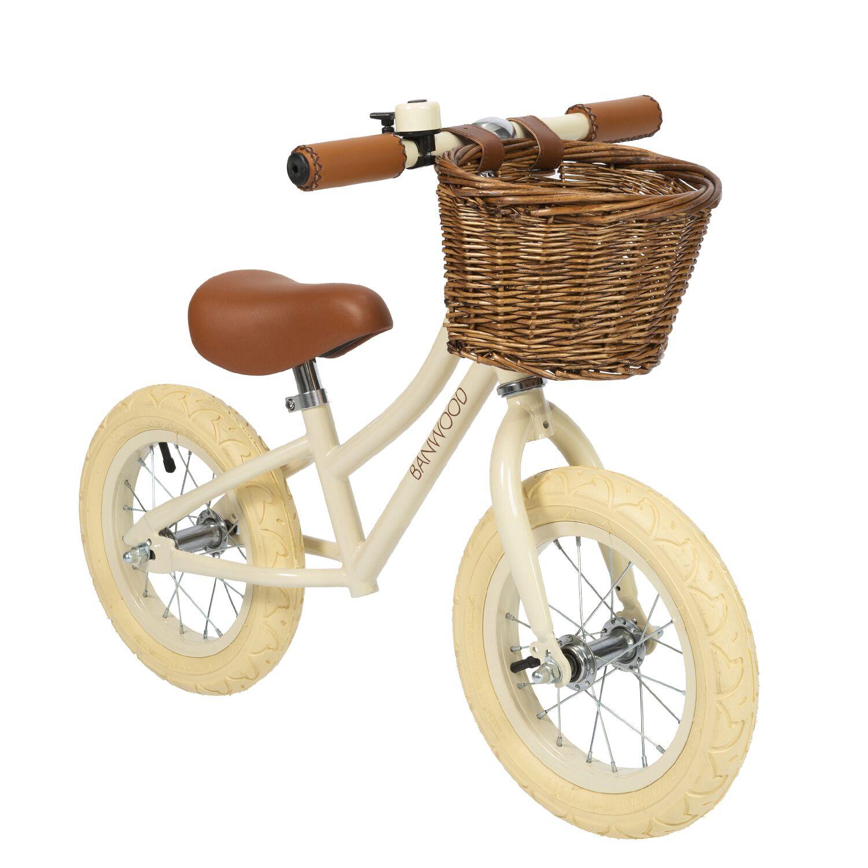 Banwood First Go Balance Bike (cream)