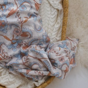 Two Darlings Bamboo Swaddle Bailey