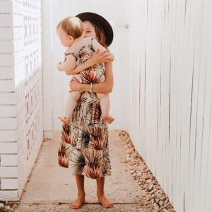Children of the Tribe Maxi Dress (breeze)