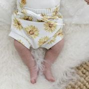 Two Darlings Baby Shorties (sunflower)