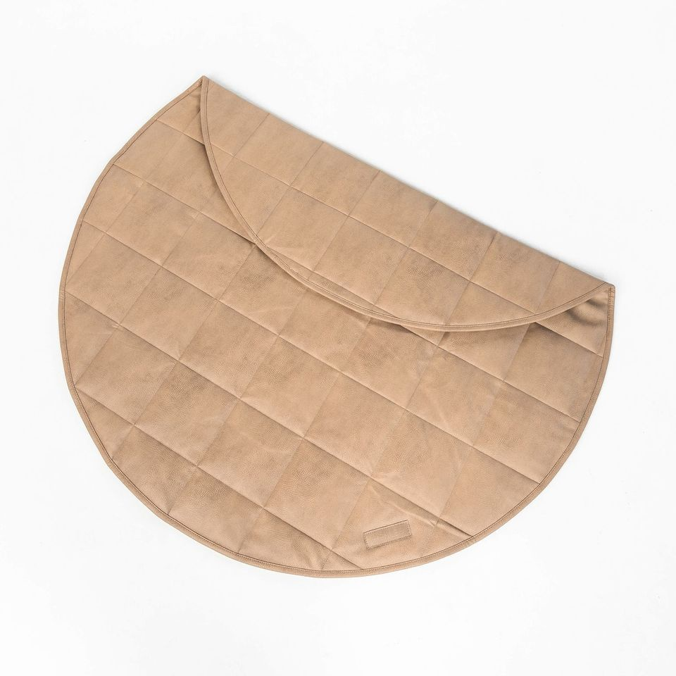 Henlee Quilted Playmat (tan)