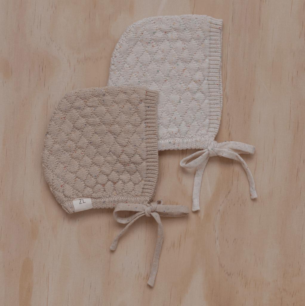 Ziggy Lou Heirloom Knitted Bonnet