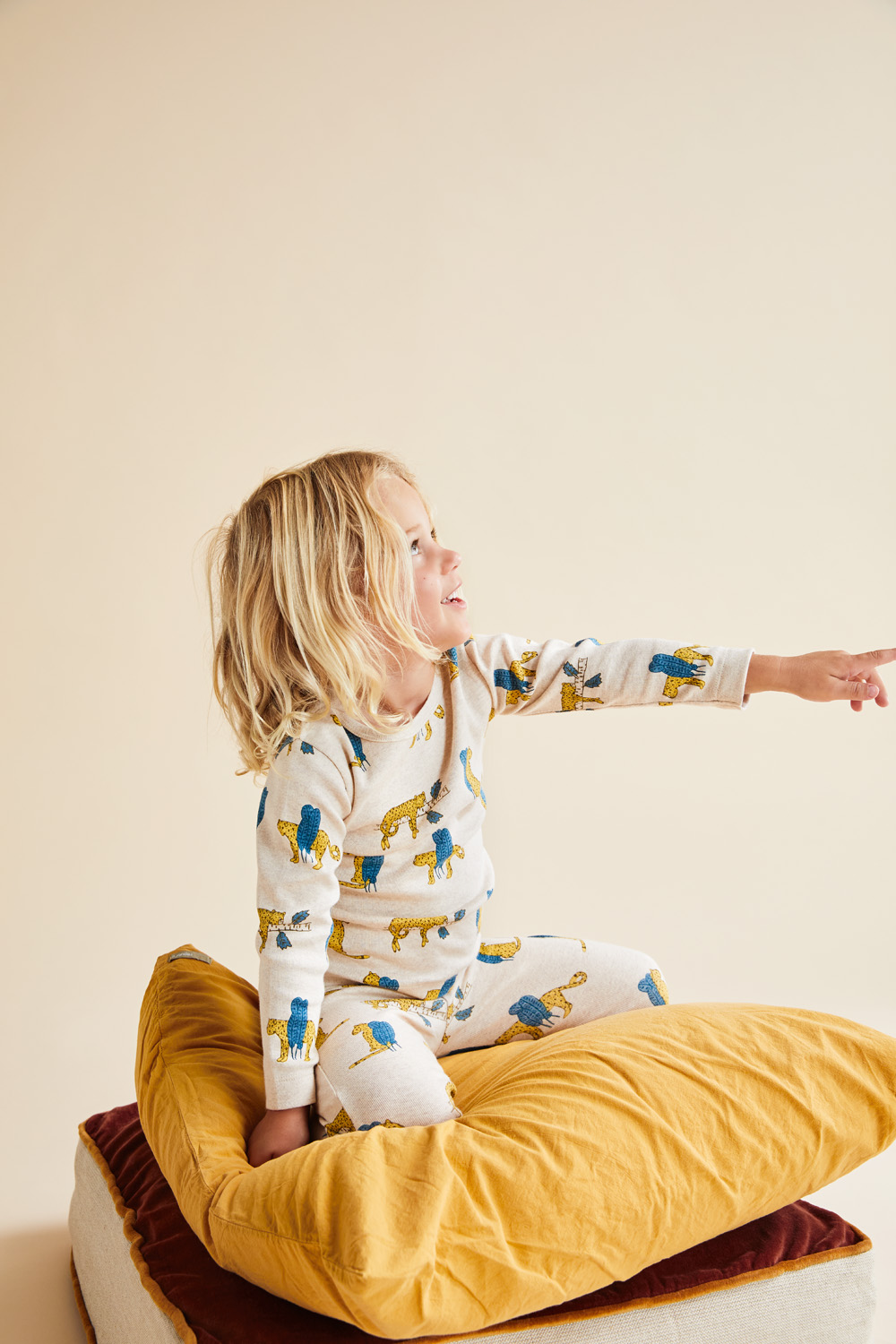 Wilson and Frenchy Organic L/S Pyjama Set