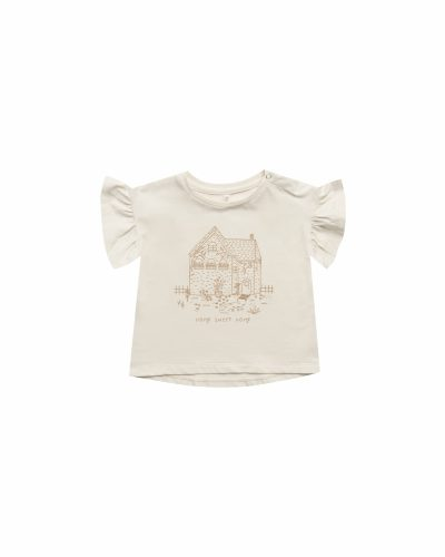 Rylee and Cru Flutter Tee (home sweet home)