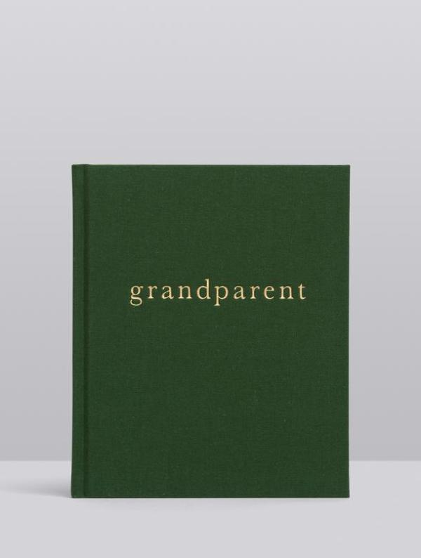 Write to Me Grandparent Journal -Moments to Remember