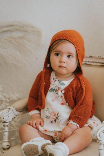 Bebe Elena Bonnet (nutmeg)
