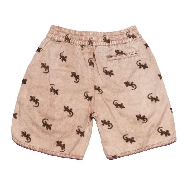 Children of the Tribe Tawny Gecko Drawstring Shorts ** Pre Order