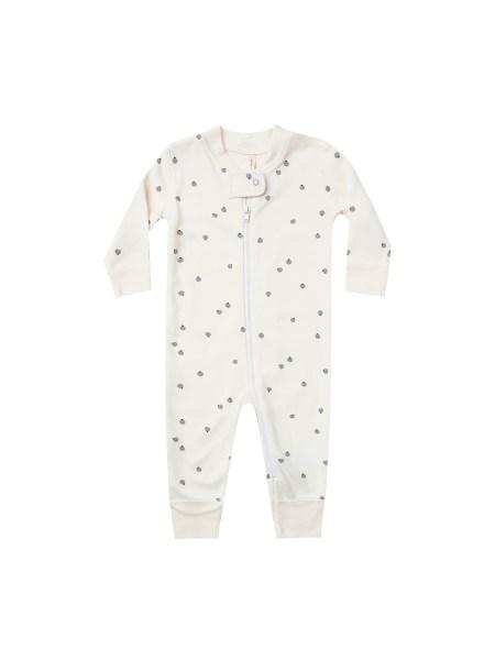 Quincy Mae Baby Zip Longsleeve Sleeper