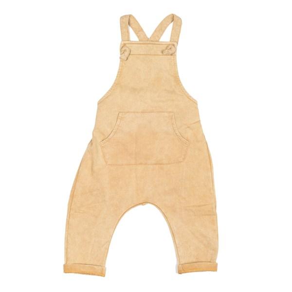 Children of the Tribe Mustard Overalls **Pre Sale