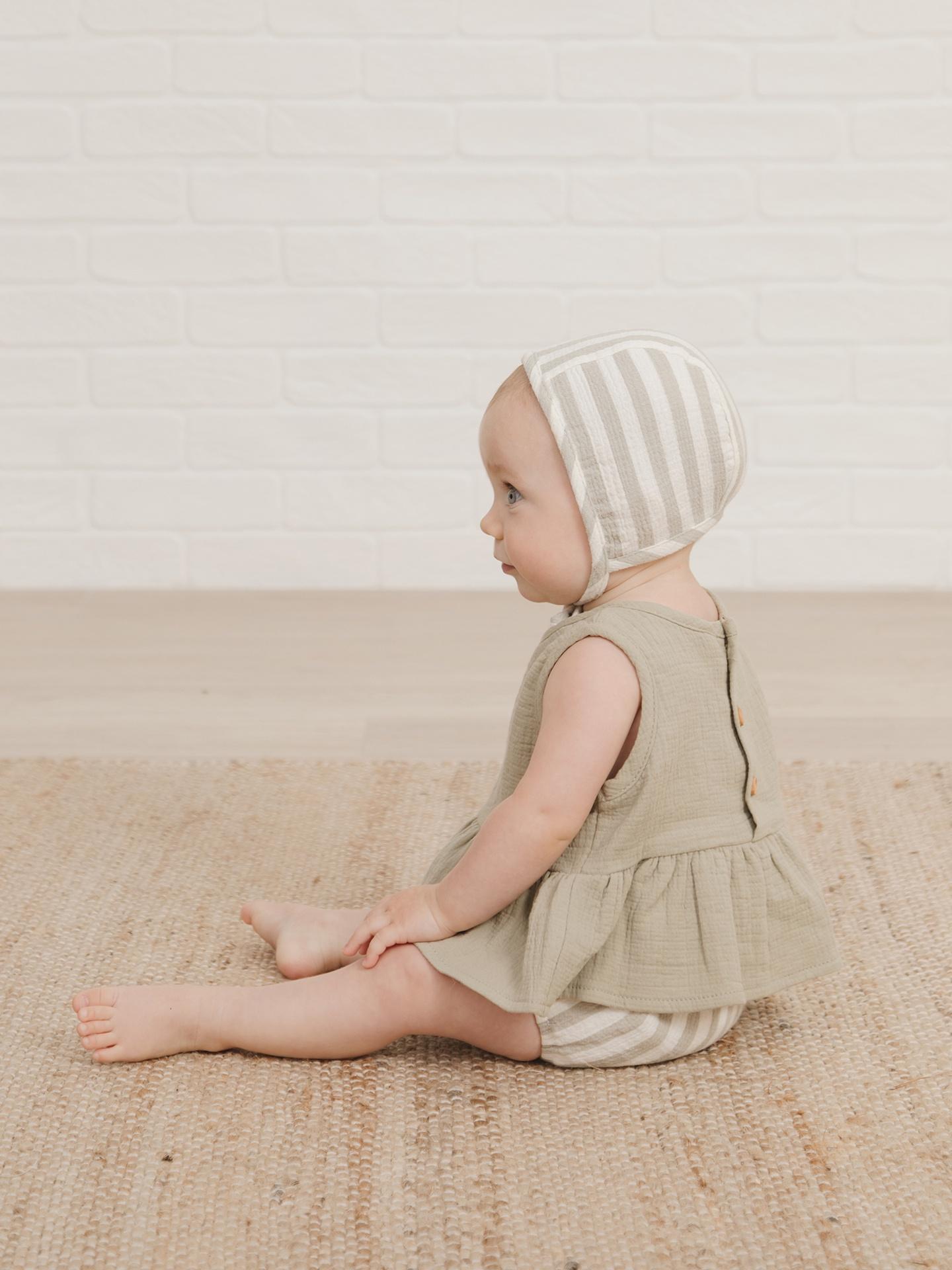 Quincy Mae Baby Bonnet
