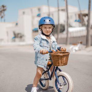 Banwood First Go Balance Bike (navy)