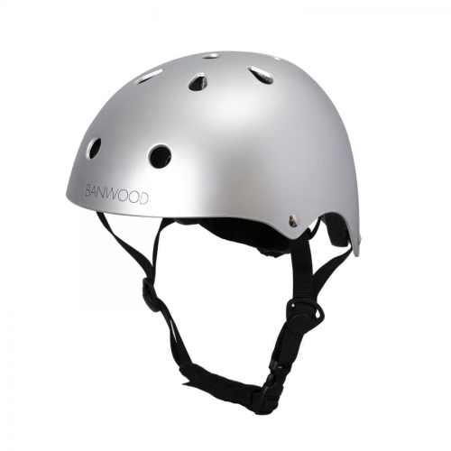 Banwood Helmet (chrome)