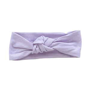 Two Darlings Top Knot (lilac)