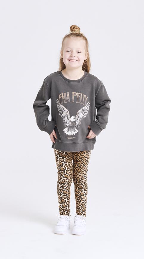 Ena Pelly Soaring Eagles Sweatshirt (snow wash)