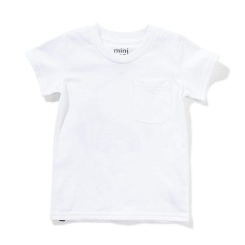 Mini Munster Ying Yang Tee (white)