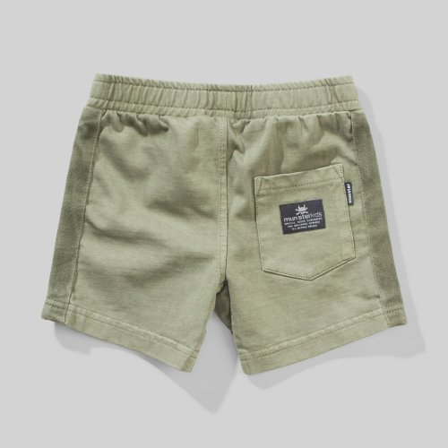 Mini Munster Remi Short (washed army)