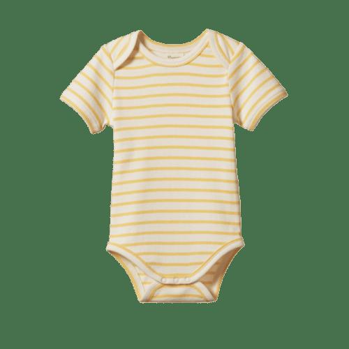 Nature Baby Terry Short (sunshine)
