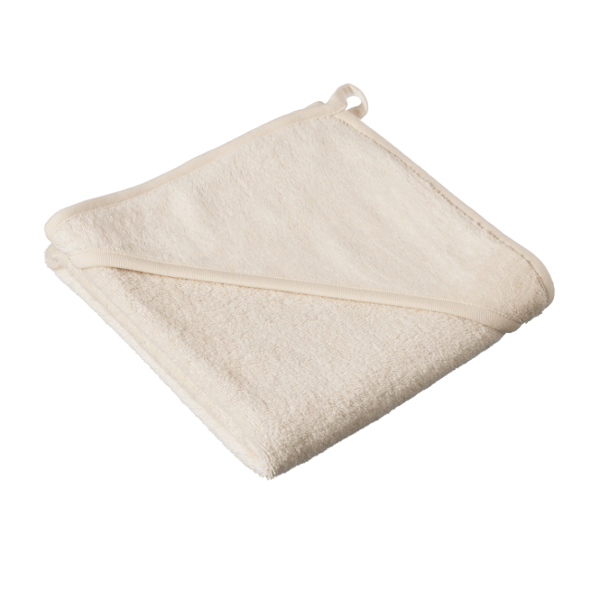 Nature Baby Cotton Hooded Towel
