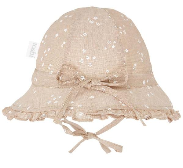 Toshi Bell Hat Milly (cocoa)