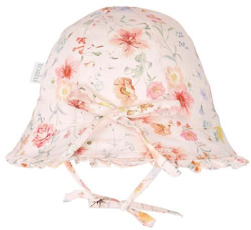 Toshi Bell Hat Secret Garden (blush)