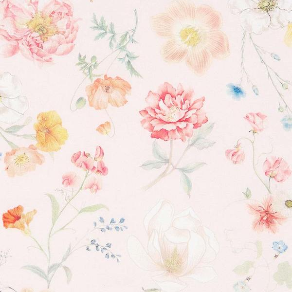 Toshi Sunhat Secret Garden (blush)
