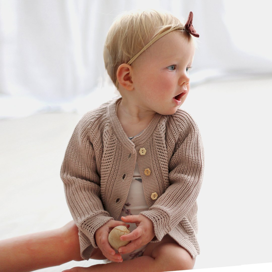 Burrow and Be Florence Cardigan