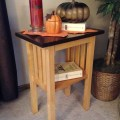 side table redo