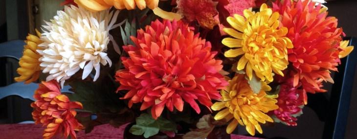 Fall Floral Arrangement  DIY Tutorial