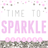 Time to Sparkle Feature Button