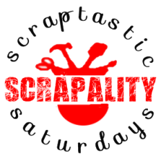 Scraptastic Saturdays LInky Party