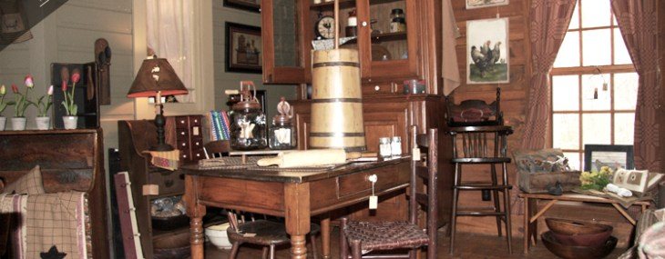 The 13th Colony Antiques of Minoqua