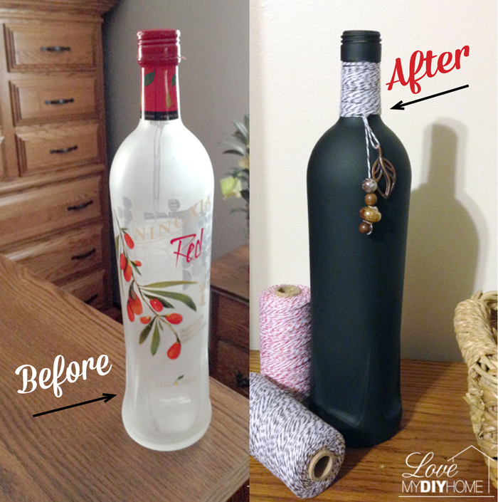 instructions to change ningxia red bottles to glasses