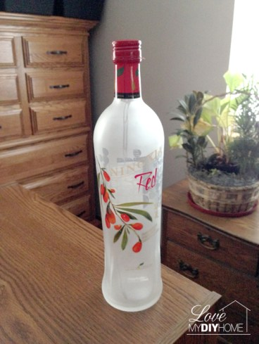 Ningxia Red Upcycle {Love My DIY Home}