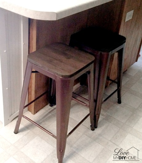 Free Standing Cabinet Rescue {Love My DIY Home}
