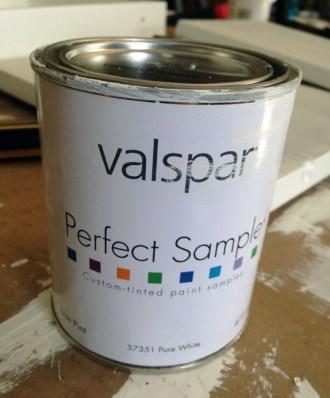 Valspar Paint {Love My DIY Home}