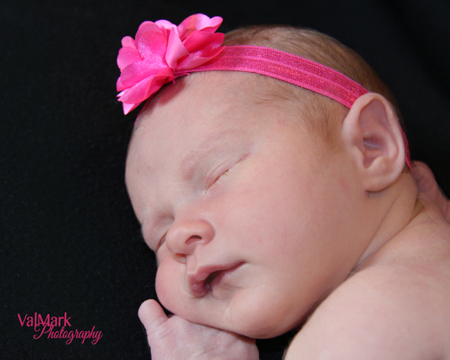 Do your own Newborn Photos {Love My DIY Home}