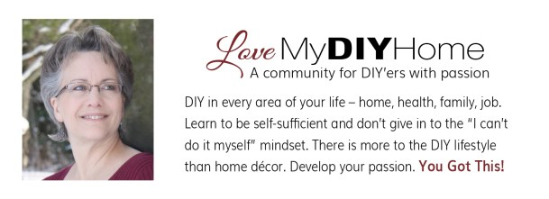 You Got This! {Love My DIY Home}