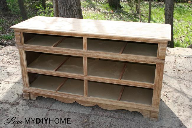 FREE Dresser Gets an Upgrade {Love My DIY Home}