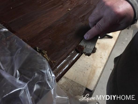 Using Soy Gel {Love My DIY Home}