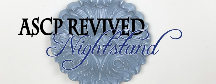10 Steps to Revive an Old Nightstand