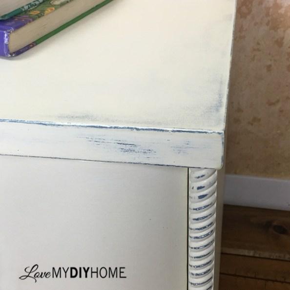 Annie Sloan Nightstand {Love My DIY Home}