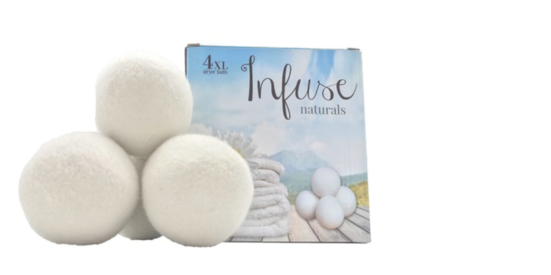 Wool Dryer Balls {Love My DIY Home}