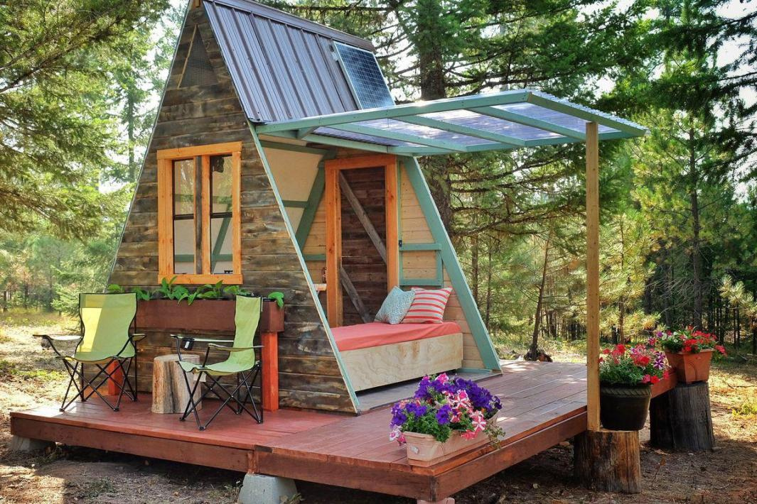 How to Build a Tiny House   Love My DIY Home